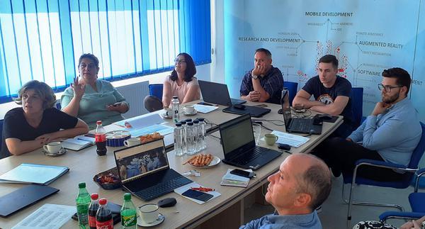 16.09.2021 Întâlnire de lucru la Baia Mare